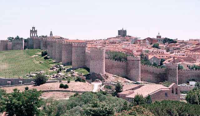 Ciudad histórica de Ávila