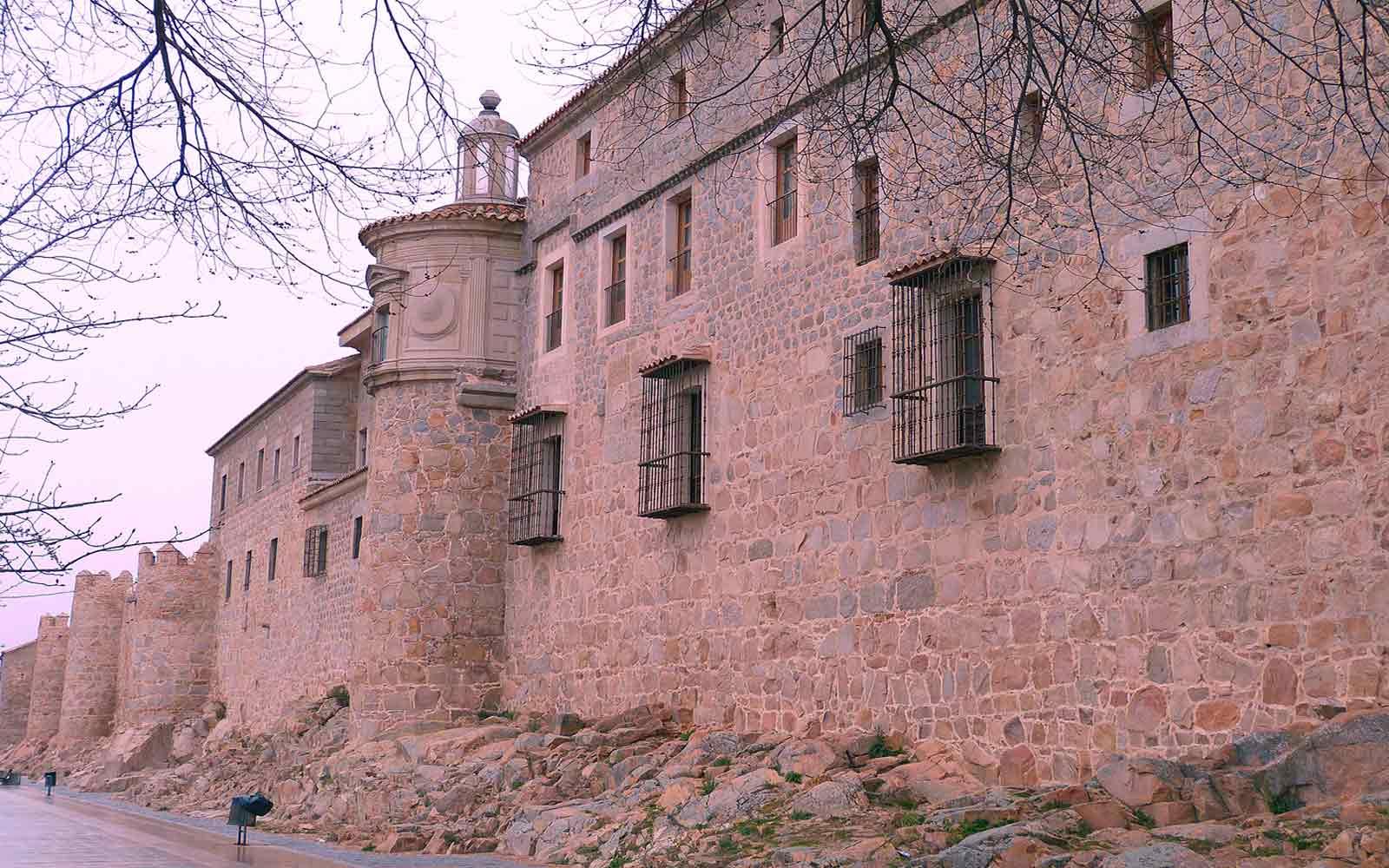Muralla de Ávila ciudad