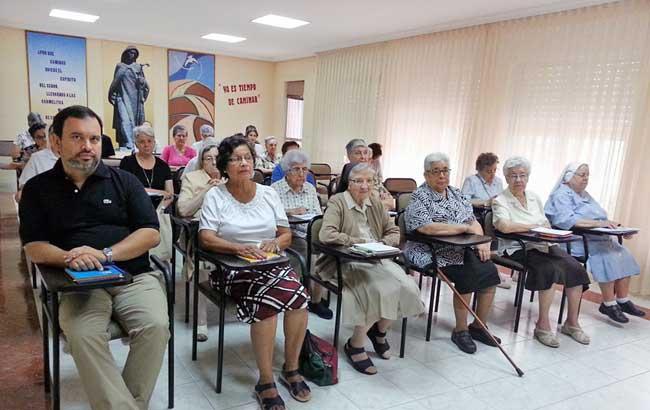 Ejercicios Espirituales en Ávila