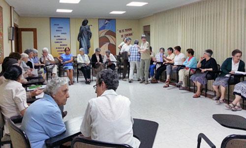 LA ESPIRITUALIDAD EN LA CASA CARMELITANA