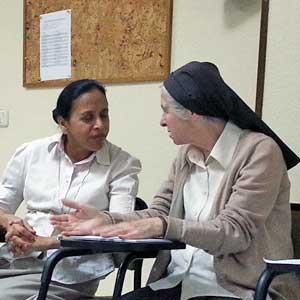 Testimonio del centro de espiritualidad de Santa Teresa de Ávila