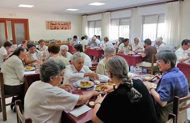 Encuentro en la Casa Carmelitana de Ávila