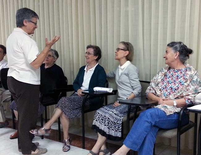 Ejercicios espirituales en mayo