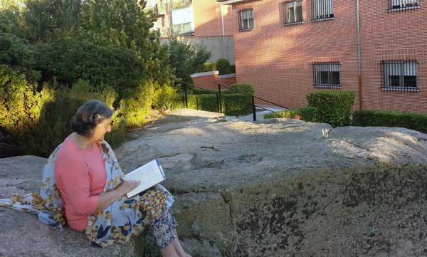 Testimonio de Carolina. Ejercicios espirituales en julio
