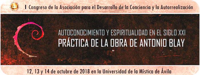 300 personas en torno a la figura de Antonio Blay, del12 al 14 de octubre
