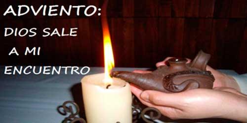 Adviento es el encuentro de Dios. Casa Carmelitana