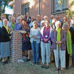 grupo de la diocesis llegados de Francia