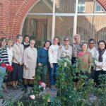 Visita de un grupo de hermanas Carmelitas Misioneras