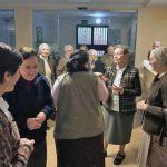 Encuentro fraterno de las Hijas del Padre Francisco Palau en Ávila