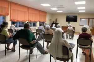 La reapertura de la Casa Carmelitana al público
